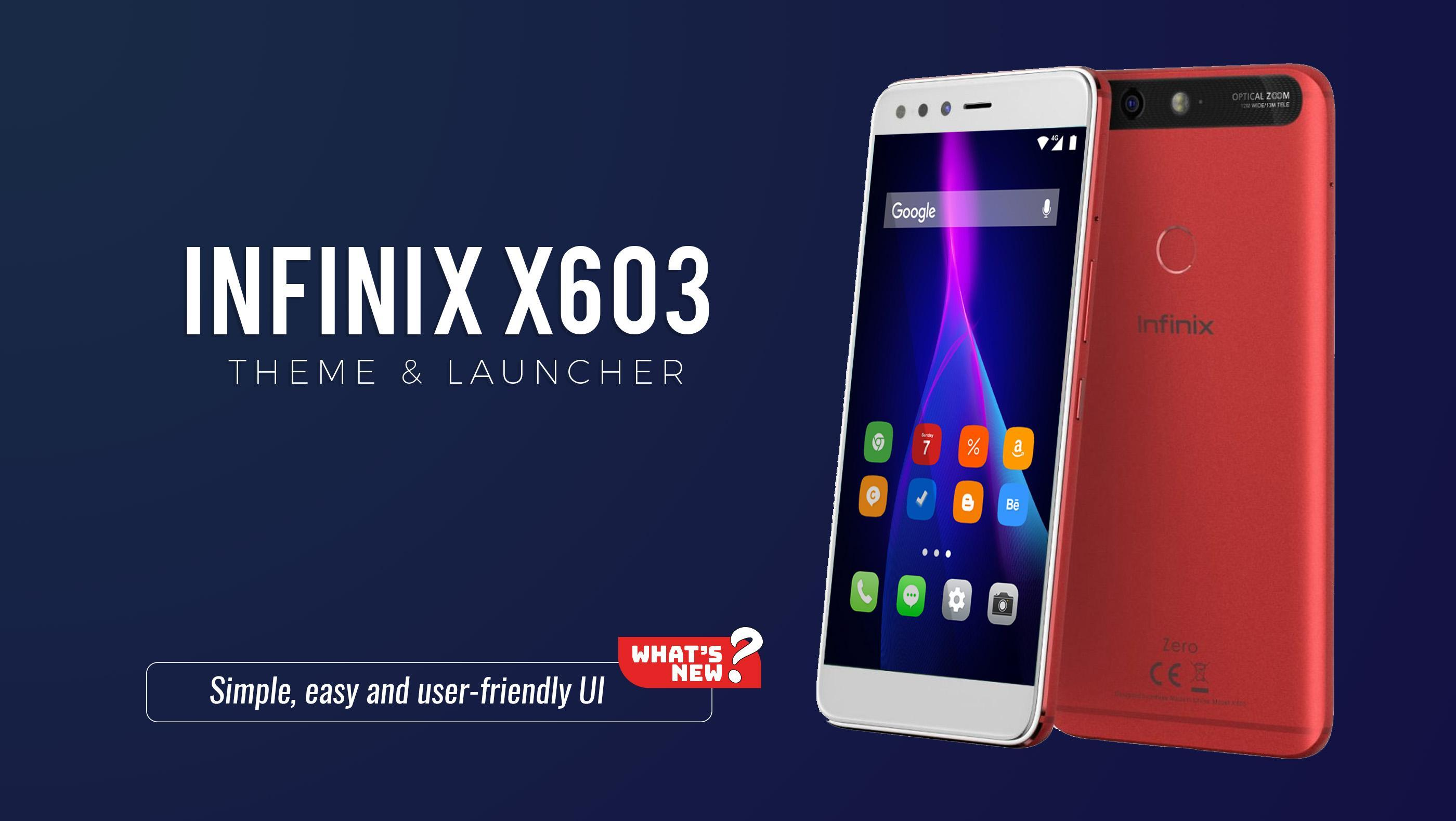 Theme for Infinix X603 for Android - APK Download