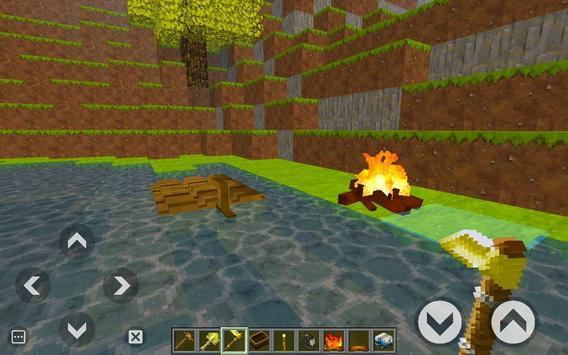 Poster Megacraft: Block Story World