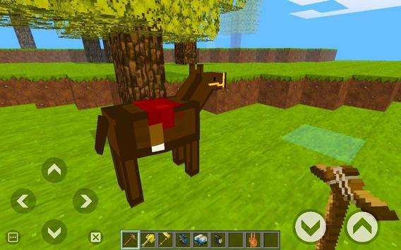 14 Schermata Megacraft: Block Story World