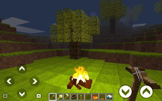 3 Schermata Megacraft: Block Story World