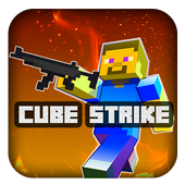 Cube Strike icon