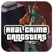 Real Crime Gangsters icon