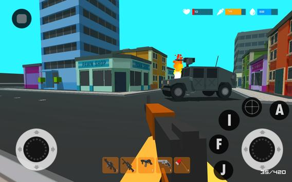 The Survivor: Pocket Edition apk screenshot