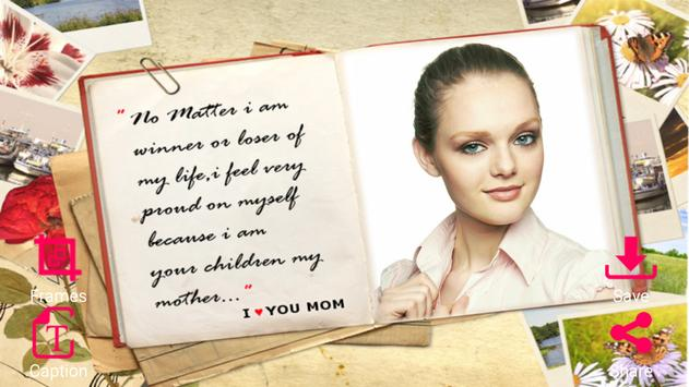 Mother's Day Photo Frames poster