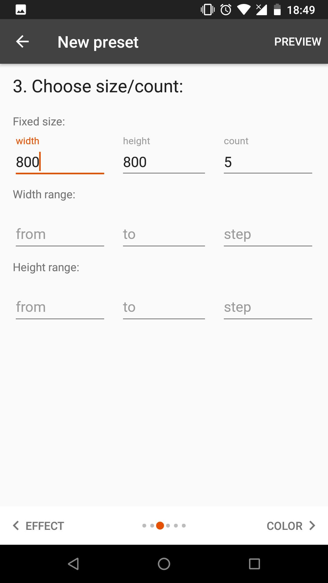 Random Image Generator for Android - APK Download