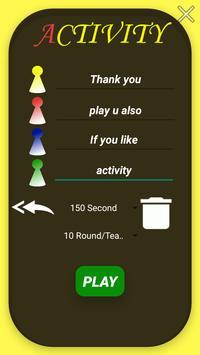 Activity screenshot 3