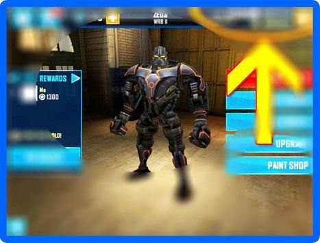 Energy Steel Robot Tips Boxing screenshot 6