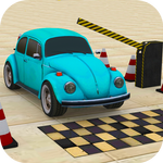 Classic Car Parking Real Driving Test APK