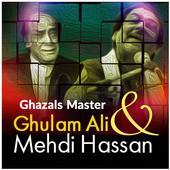 Ghulam Ali and Mehdi Hassan Ghazals icon