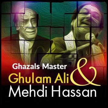 Ghulam Ali and Mehdi Hassan Ghazals apk screenshot