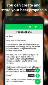 Propi - Freelance Proposals that Hook Clients screenshot 1