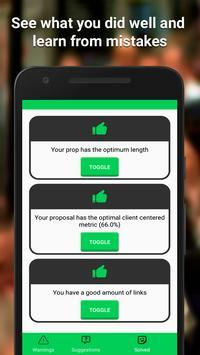Propi - Freelance Proposals that Hook Clients screenshot 4