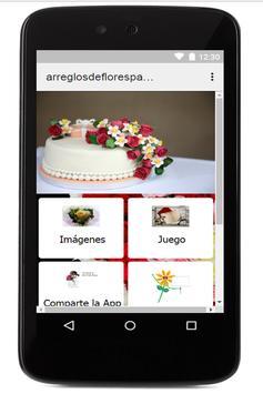 Arreglos de Flores para Cumple apk screenshot