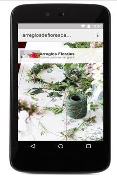 Arreglos de Flores para Cumple screenshot 1