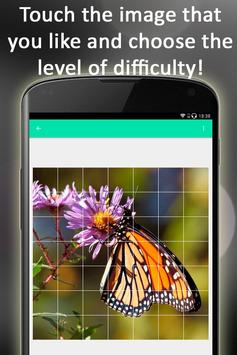 Butterfly Puzzle screenshot 1