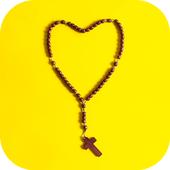 Como se reza el Santo Rosario icon