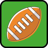 Free american football games icon