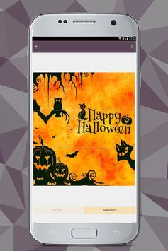 🎃 Happy Halloween Puzzle & countdown screenshot 2