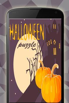 🎃 Happy Halloween Puzzle & countdown screenshot 5