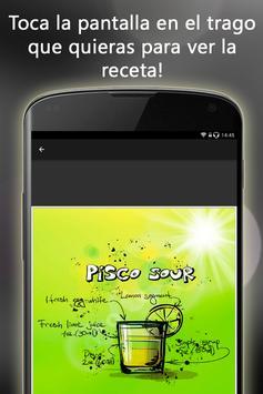Recetas de Tragos y Cocteles apk screenshot