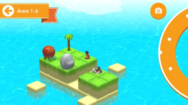 Under the Sun - 4D puzzle game apk screenshot