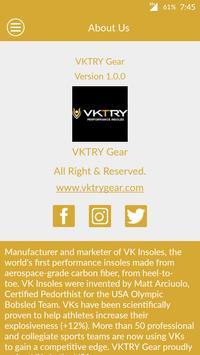 VKTRY Gear screenshot 3