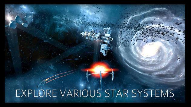 Stellar Wanderer apk screenshot