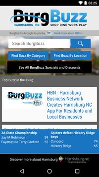 BurgBuzz poster