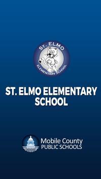 St. Elmo Elementary School poster