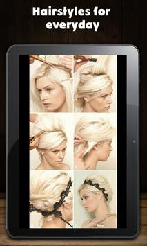 Hairstyle Tutorial apk screenshot