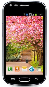 Spring Landscape Wallpaper HD apk screenshot