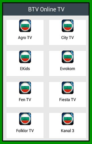 Btv Tv Pro Online