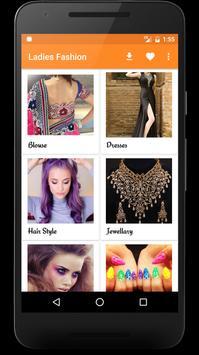 Latest Women Fashion Wear 2017 apk screenshot