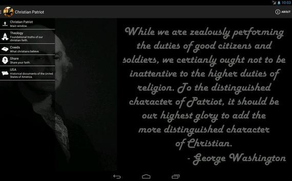 Christian Patriot apk screenshot