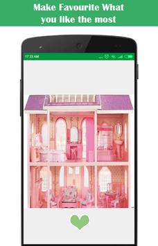 Doll House Barbie Design apk screenshot