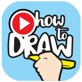 How to Draw Step by Step Video Tutorial icon