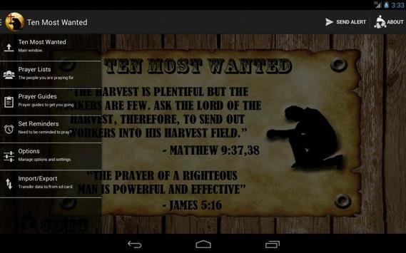 Ten Most Wanted for Android - APK Download