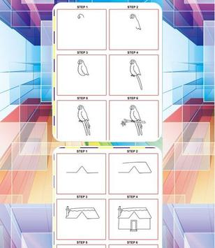 step by step drawing for kids screenshot 2