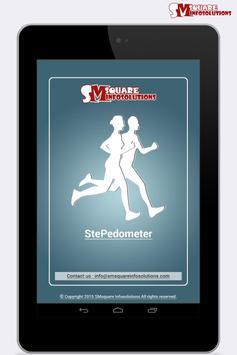 StePedometer apk screenshot
