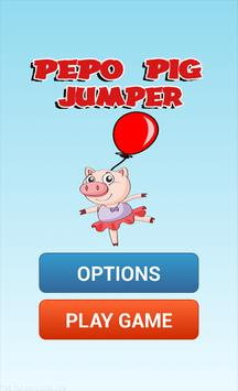 Pepo Pig Jumper poster