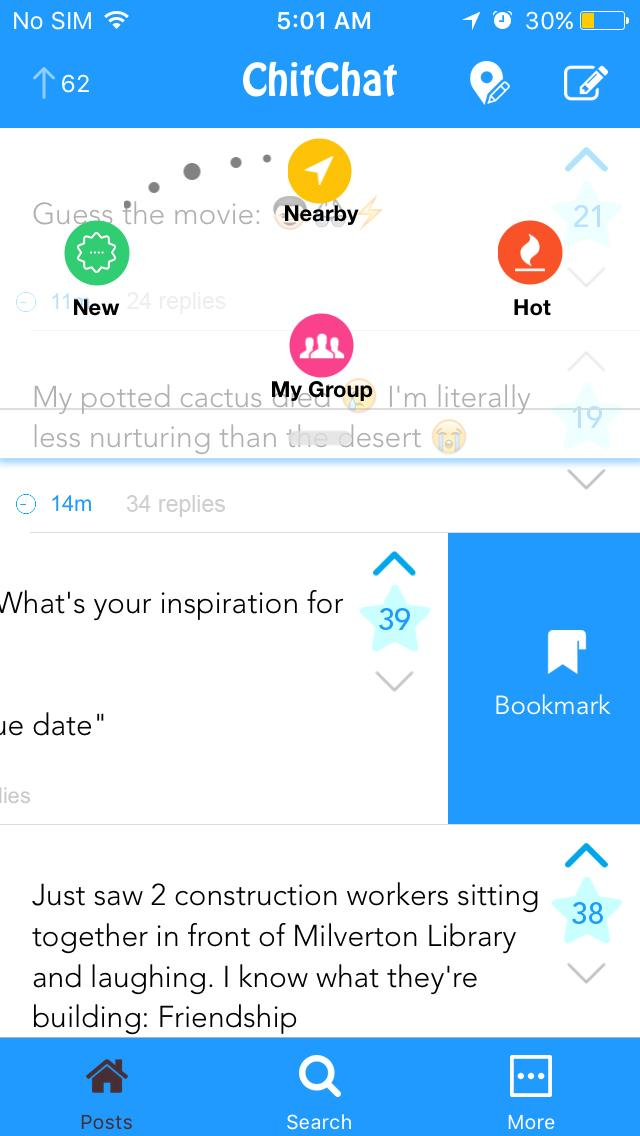 Campus ChitChat 🐧🐧 - Yik Yak 2 0 for Android - APK Download