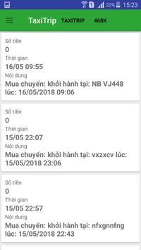 TaxiTrip Driver screenshot 4