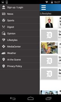 Columbia Daily Herald apk screenshot