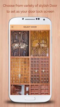 Vishnu Door Lock poster