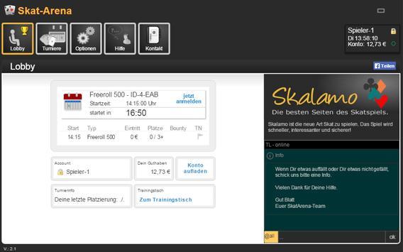 Skat-Arena apk screenshot