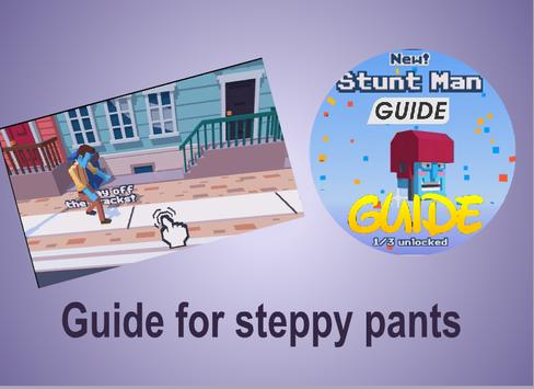 Pro Hack for steppy pant screenshot 2