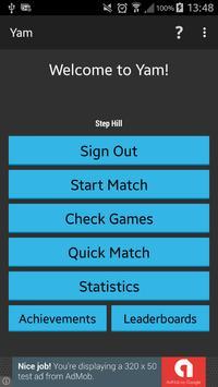 Play Yam Dice Game screenshot 3