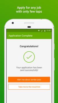 Totaljobs - UK Job Search app apk screenshot