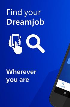StepStone Job App poster