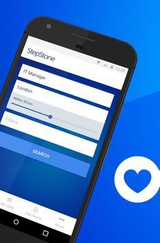 StepStone screenshot 1